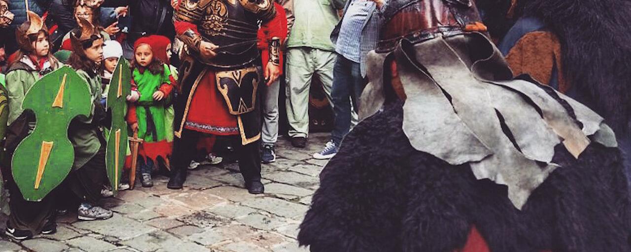 7° Medioevo in Castello | Buti