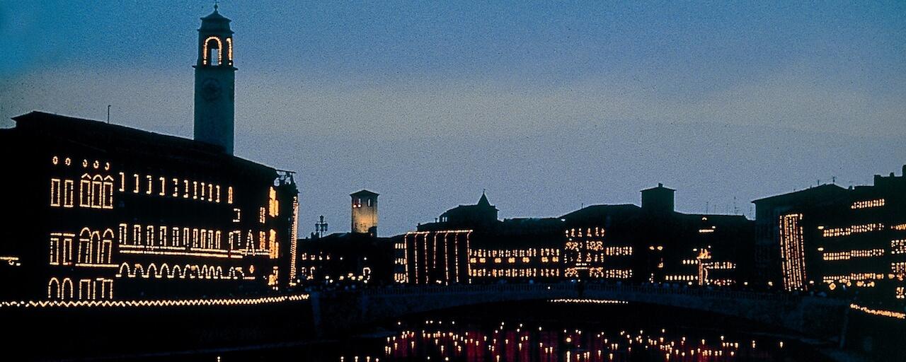 Luminara di San Ranieri, Giugno Pisano | Pisa
