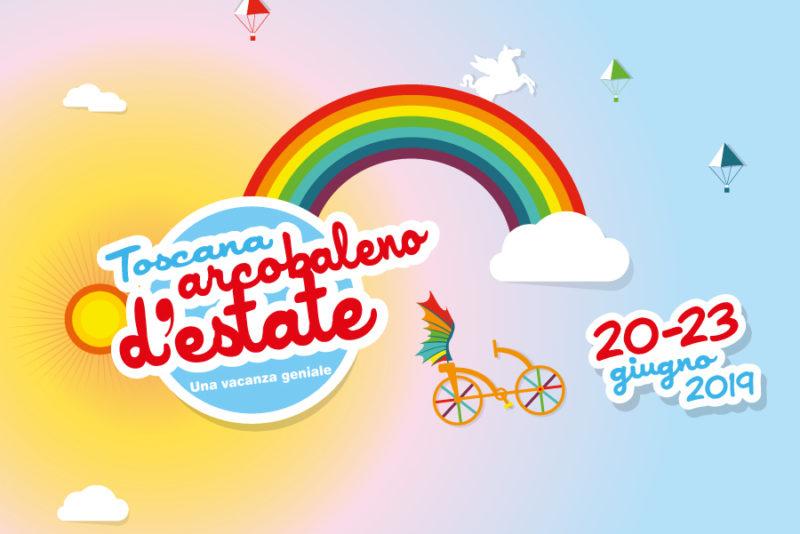 7° Toscana arcobaleno d'estate