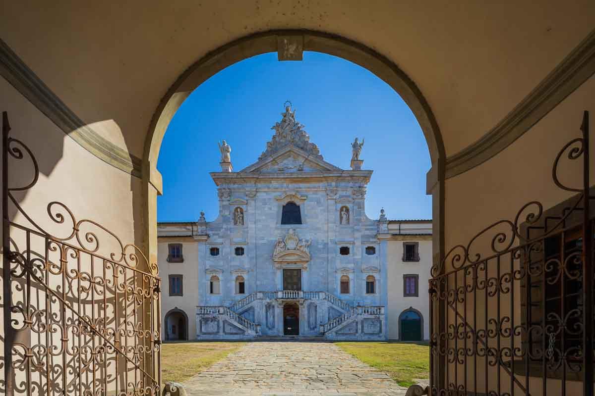 Calci   Museo Nazionale della Certosa Monumentale