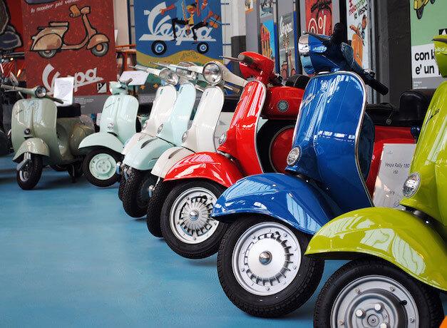 Pontedera | Piaggio Museum