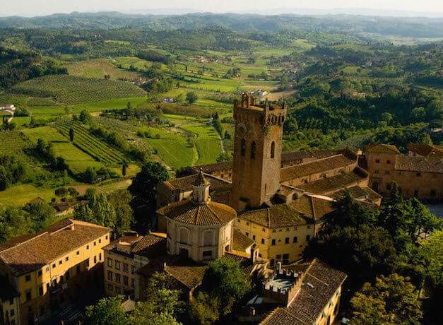 Little Antique and craft market | San Miniato