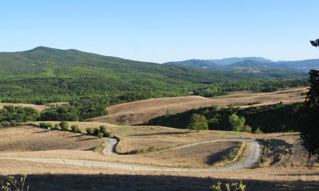 Escursioni nelle riserve naturali dell'Alta Val di Cecina