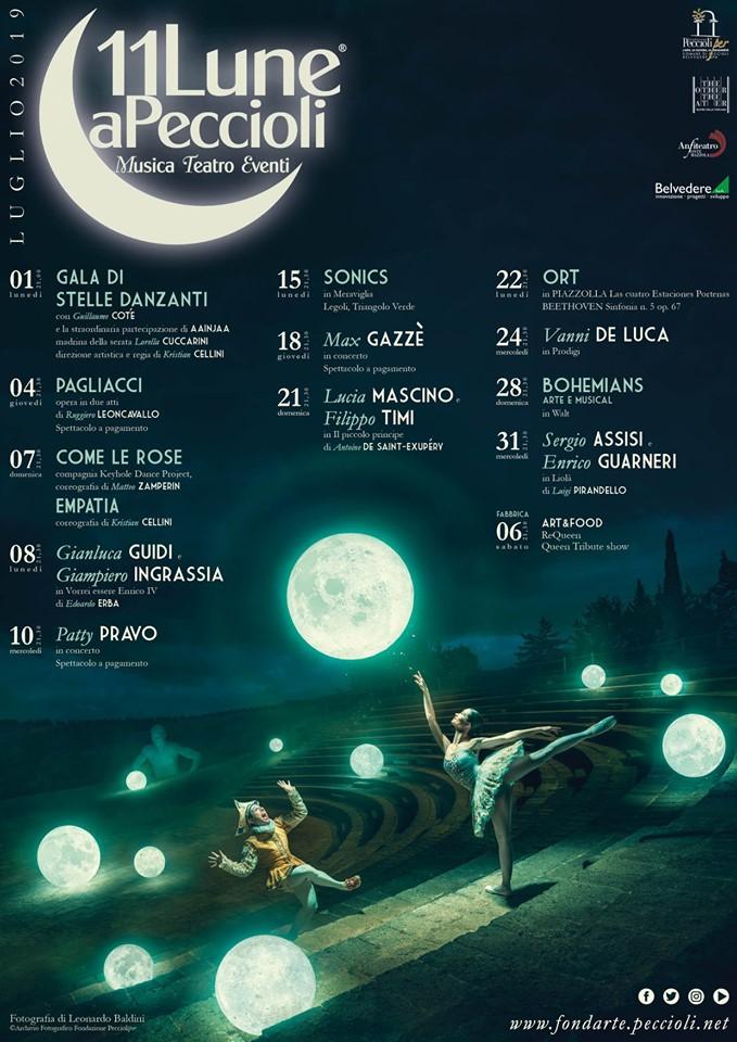 Undici Lune Festival | Peccioli