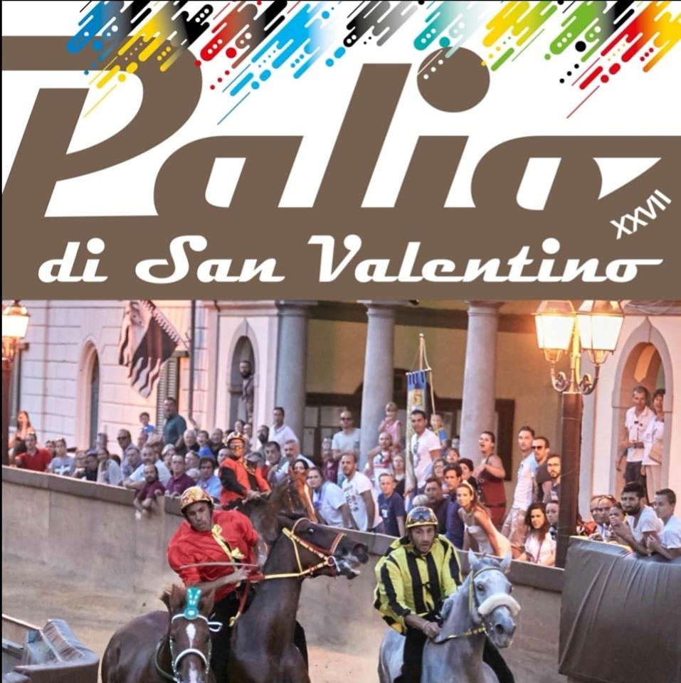 """""""Palio di San Valentino o delle contrade"""", 27th edition"""