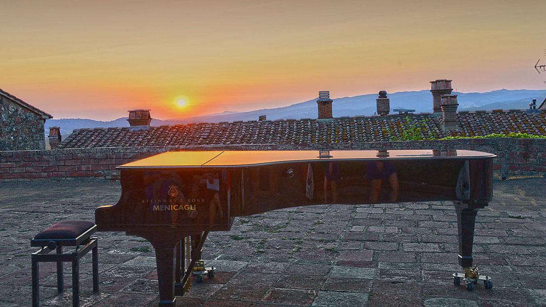 International Piano Festival, 14th edition | Castello di Querceto