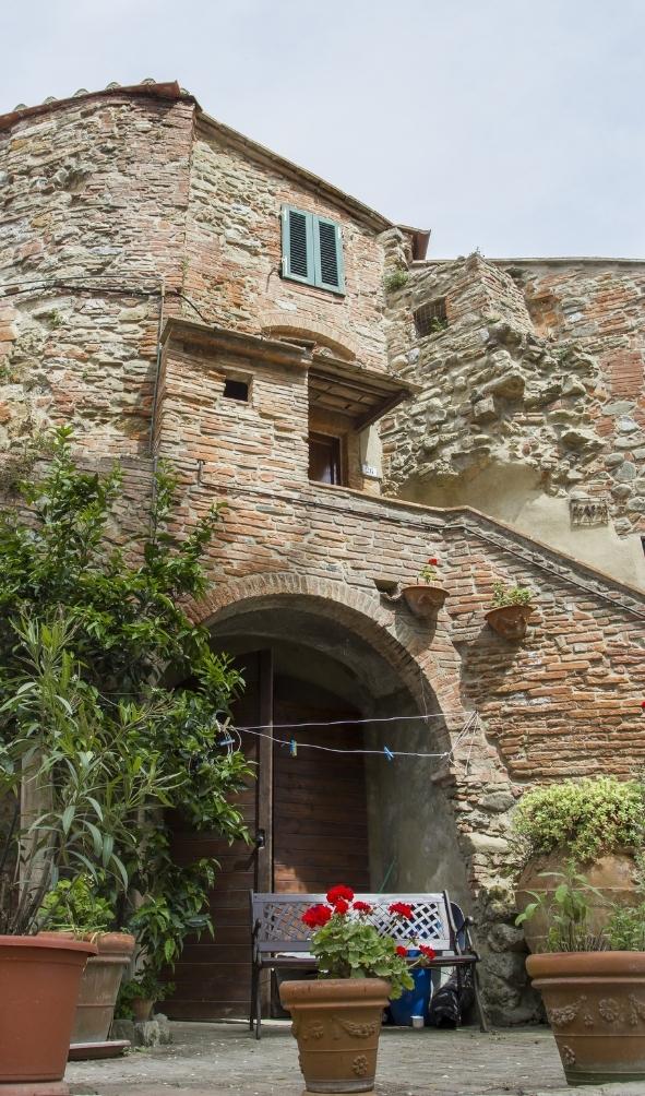 Terricciola | Il Borgo | Terre di Pisa