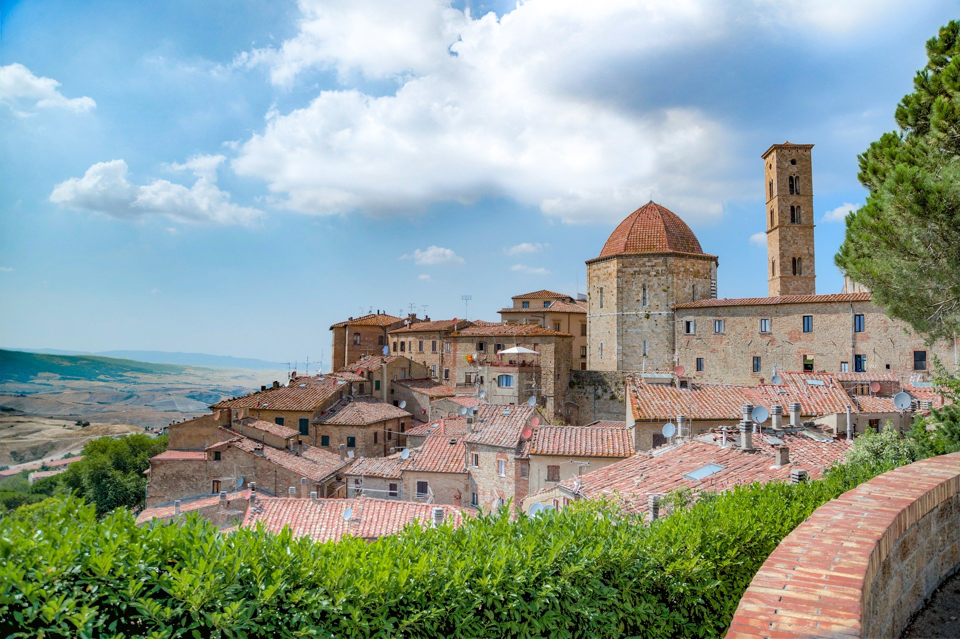 Visiting the Museums with the Volterra Open Ticket