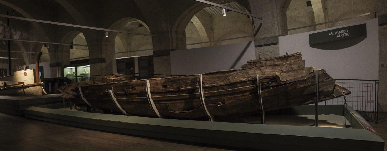 Riapre alle visite il Museo delle Navi Antiche di Pisa