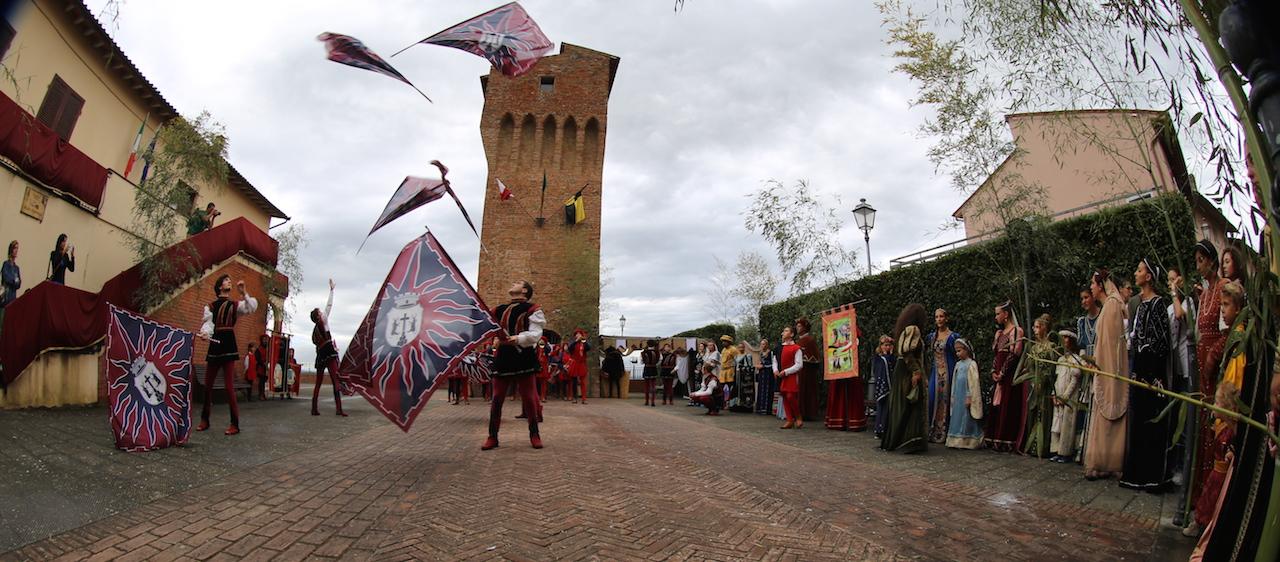 46° Disfida con l'arco | Montopoli in Val d'Arno