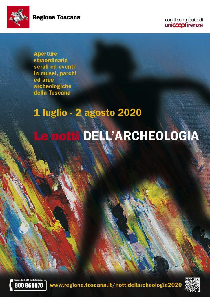 Notti dell'archeologia, 19° edizione