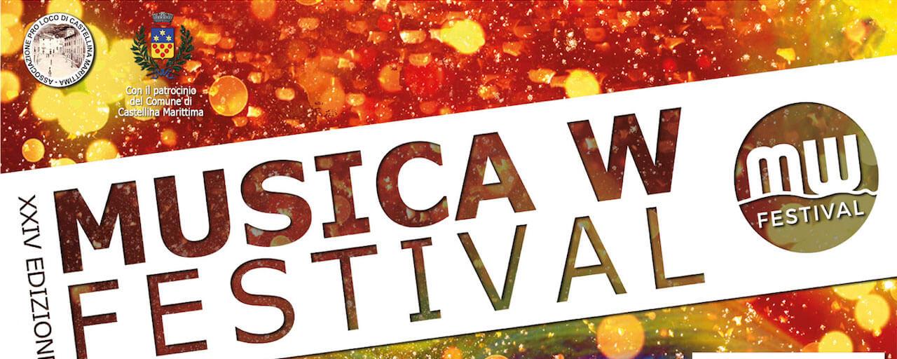 00 Fest – Musica W   Castellina Marittima