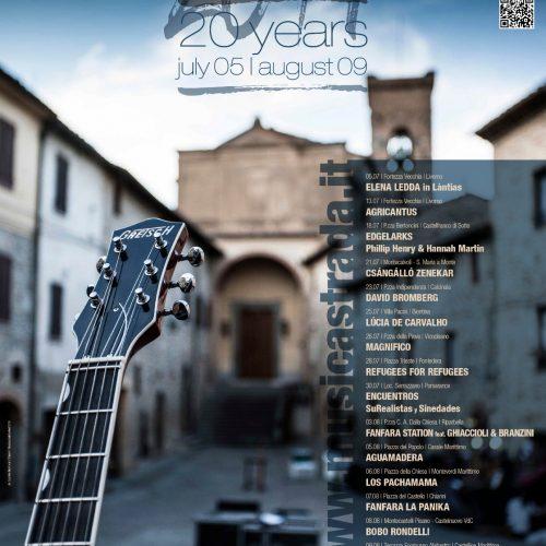 20° Musicastrada Festival