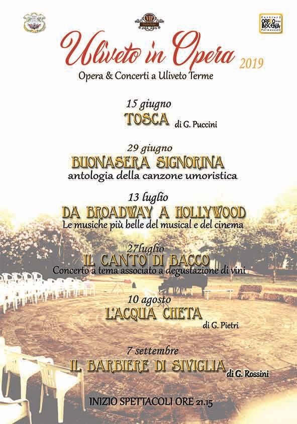 Uliveto in Opera