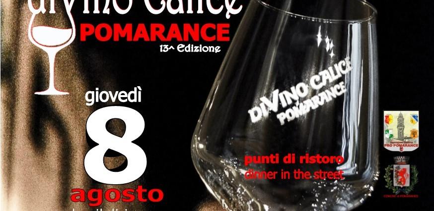 Divino Calice – Wine Tasting | Pomarance