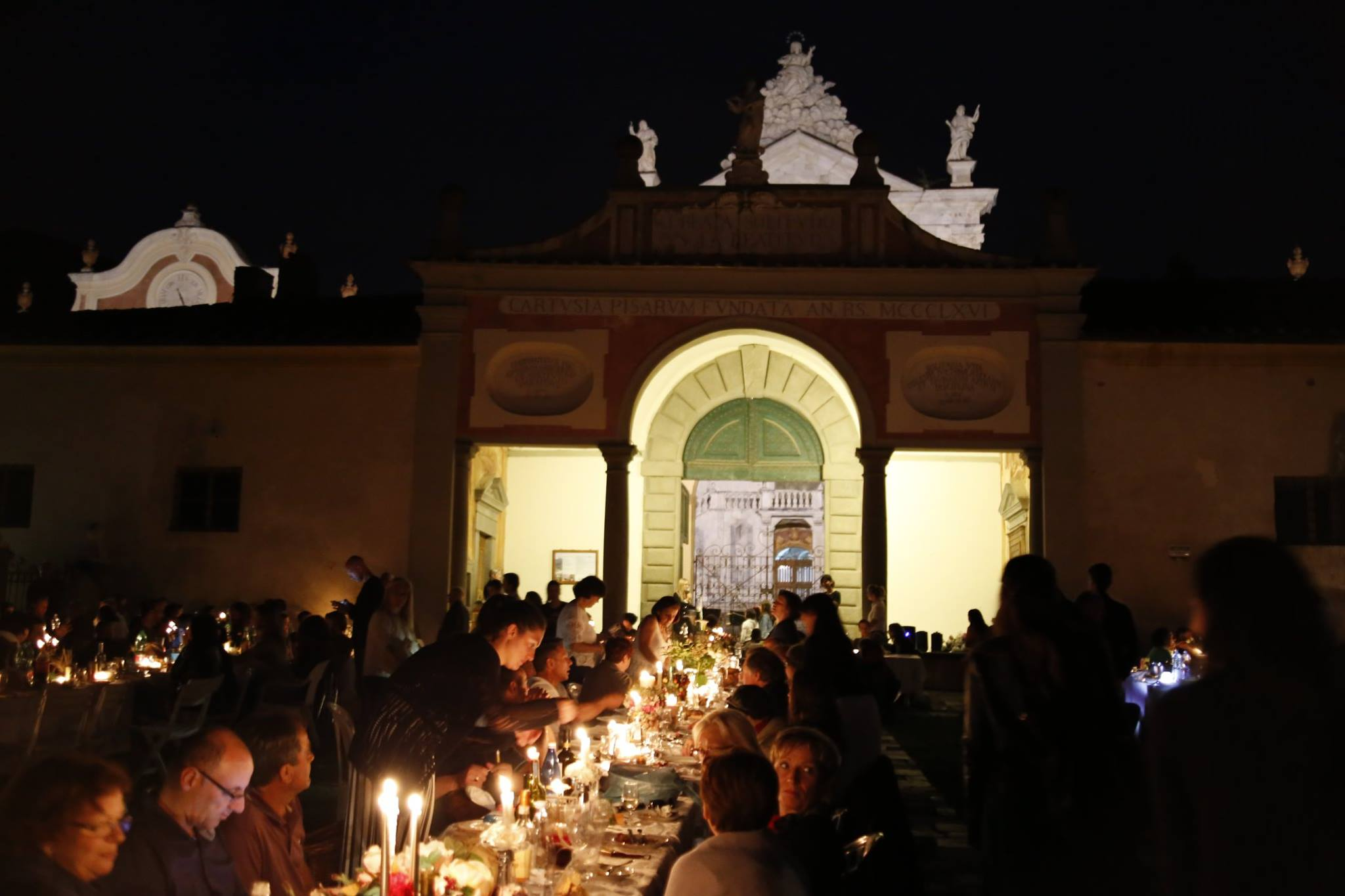Dinner under the stars of Calci – special edition 2021