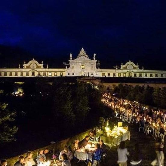 Cena sotto le stelle – edizione speciale | Calci