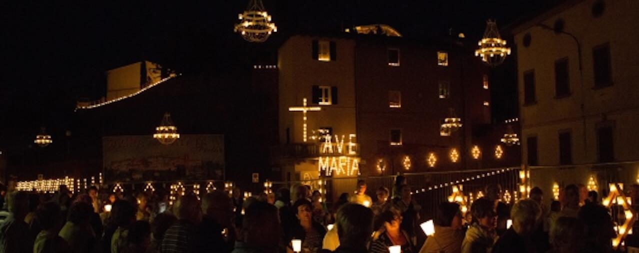 Luminara dell'Assunta | Santa Maria a Monte