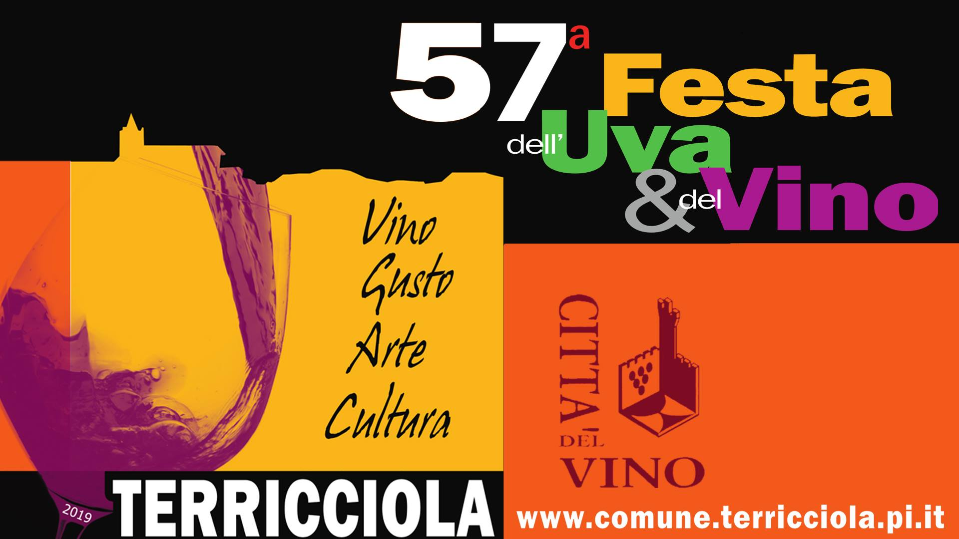 Grape and Wine Festival, 57th edition | Terricciola