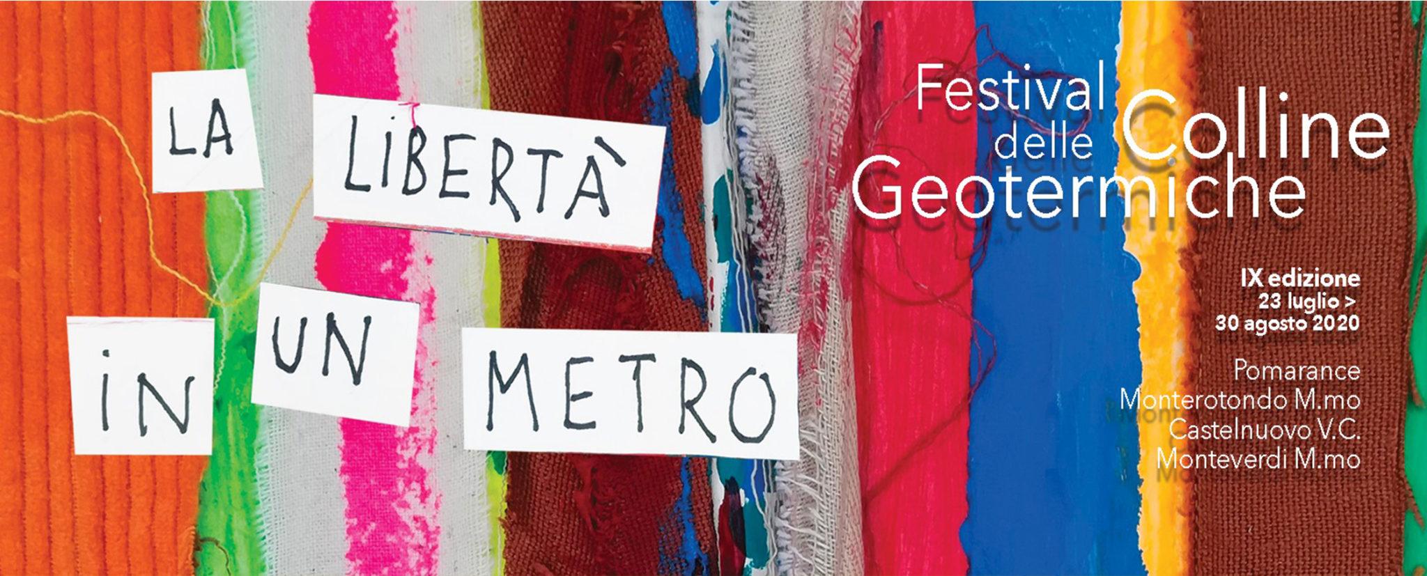 Festival delle Colline Geotermiche, 9° edizione
