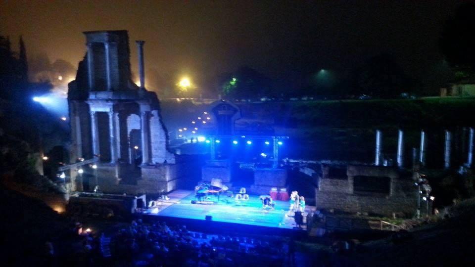 18° Festival Internazionale del Teatro Romano di Volterra