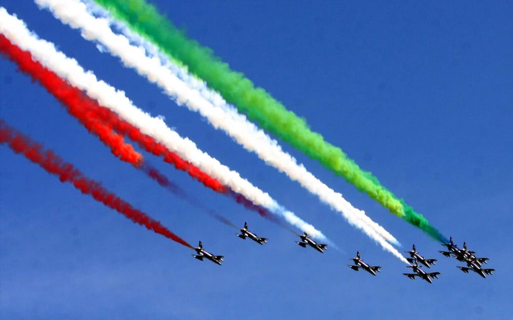 Pisa Air Show 2019 sul Litorale Pisano