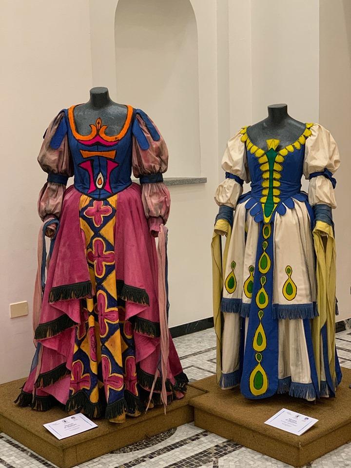 "Exhibition of the ""Cerratelli Foundation"" Costumes"