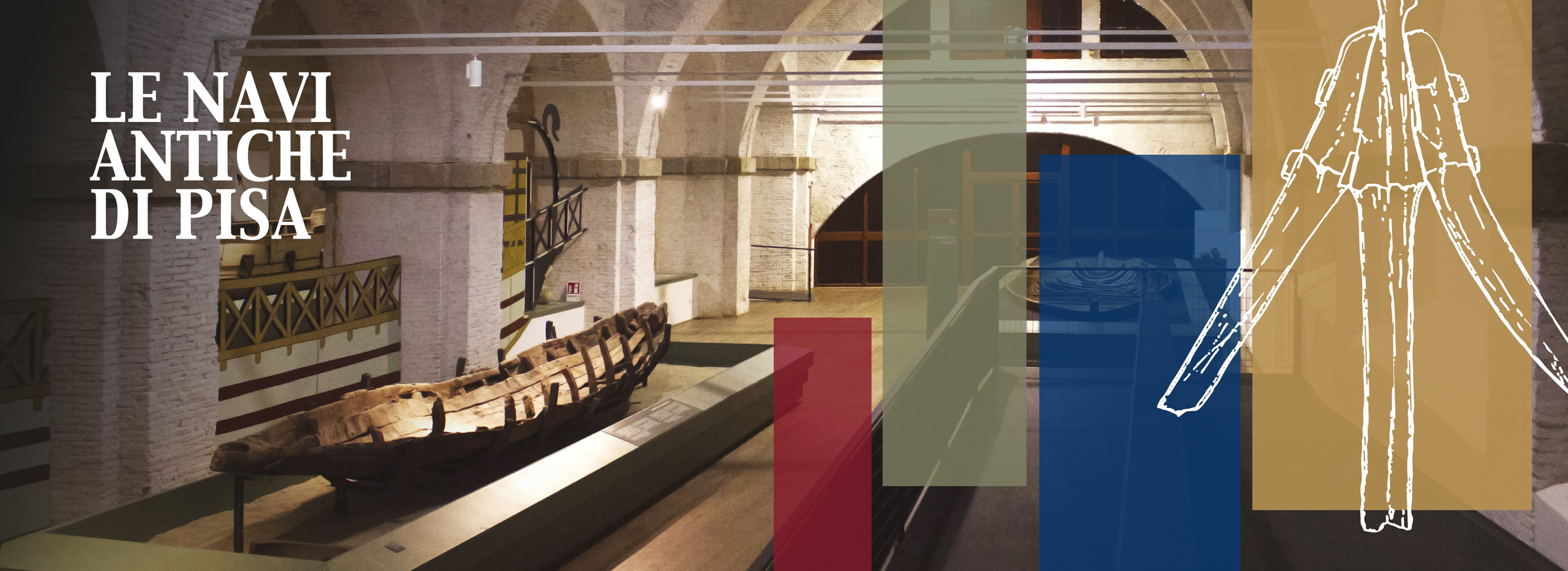 Museum of the Ancient Ships of Pisa – guided visits
