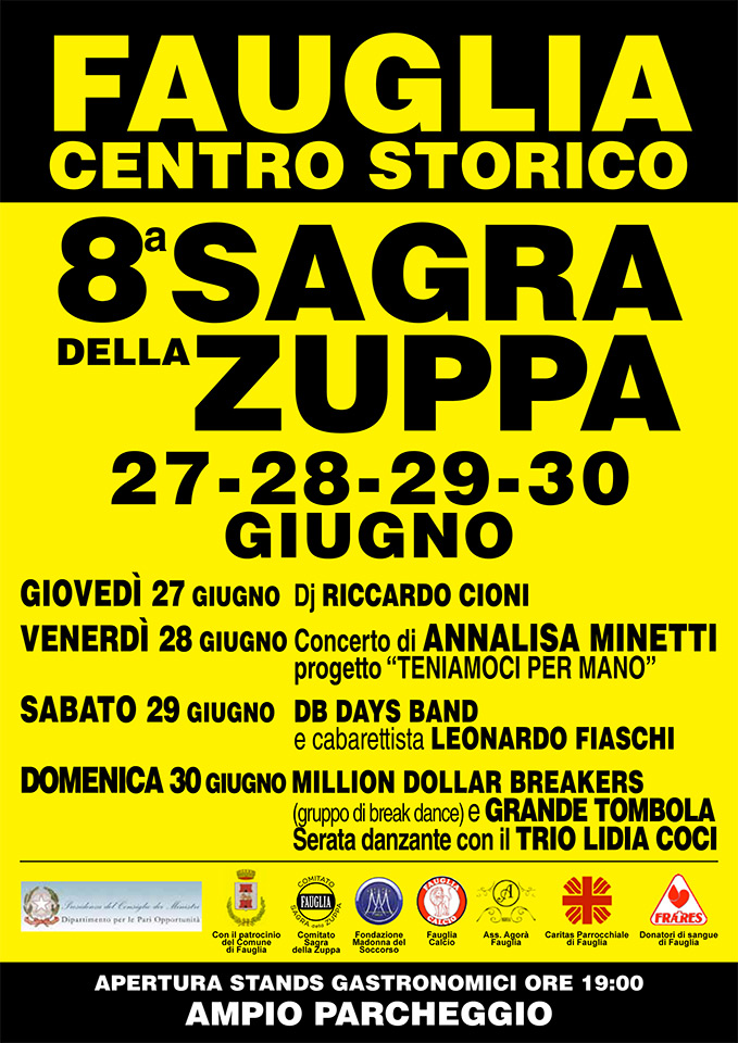 Soup Festival, 9th edition | Fauglia