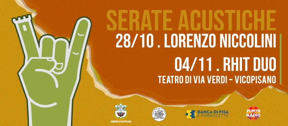Music evenings at the Teatro di Via Verdi | Vicopisano