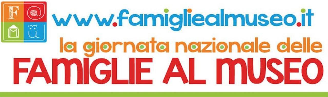 Giornata Nazionale delle Famiglie al Museo 2019