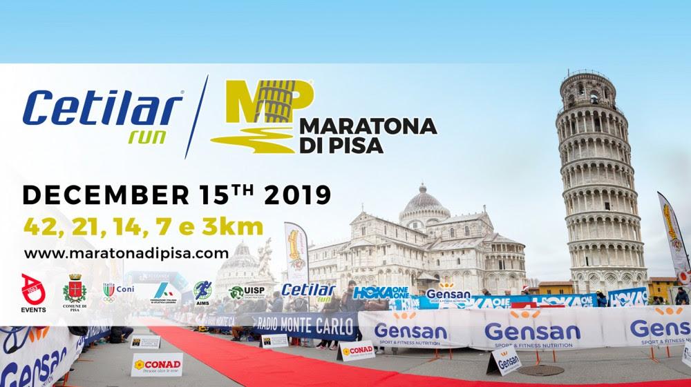 Pisa Marathon, 21st edition