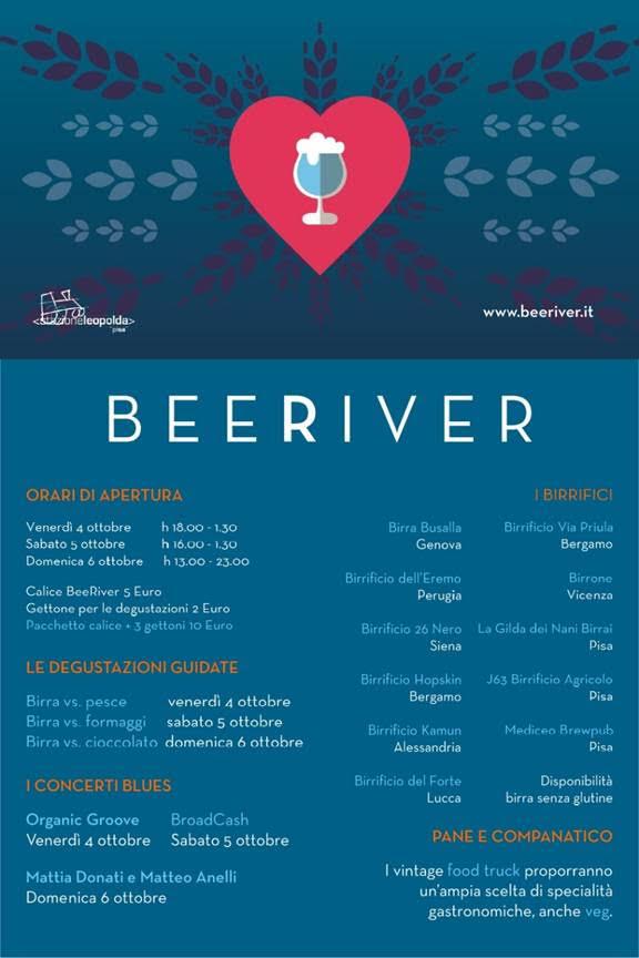 Beeriver | Pisa