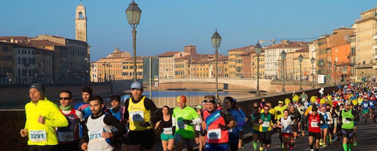 22° Pisa Marathon