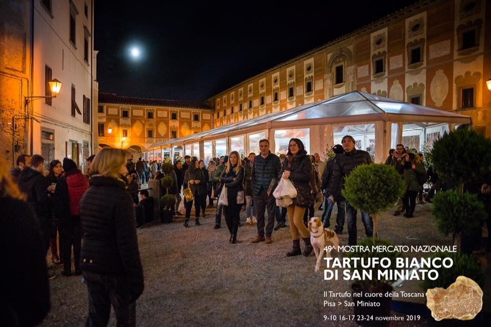 National White Truffle Market Fair, 49th edition | San Miniato