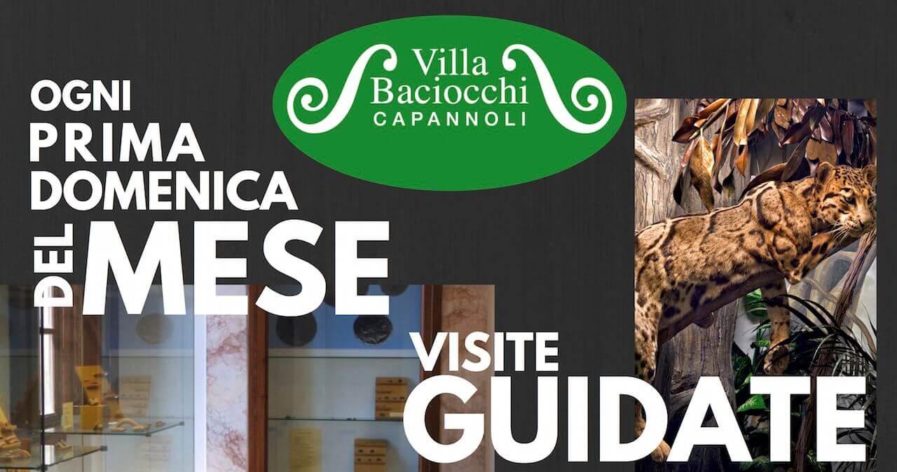 Musei di Villa Baciocchi: una domenica al museo | Capannoli