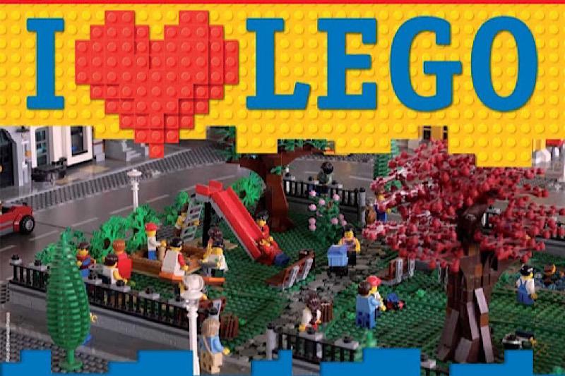 """Mostra """" I Love Lego"""" al PALP di Pontedera"""
