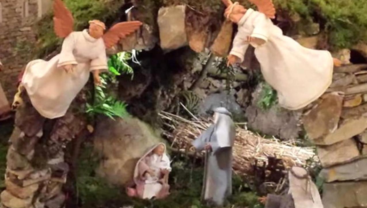 The Nativity Scene of Tre Colli | Calci