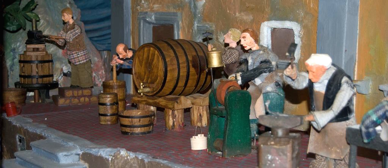 Mechanical Nativity Scene | Riparbella