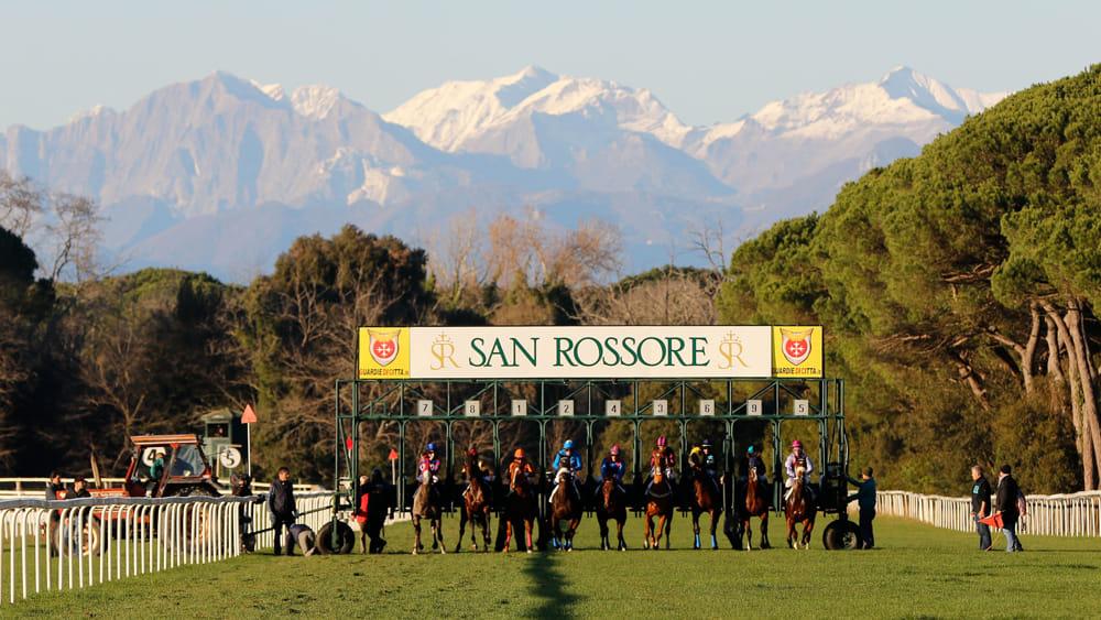 Stagione delle corse all'Ippodromo di San Rossore 2019-2020