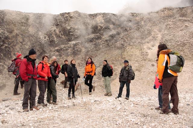 Escursione al Museo Geotermia e alle fumarole Sasso Pisano
