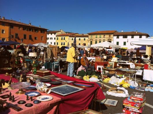 Mercato dell'antiquariato | Bientina