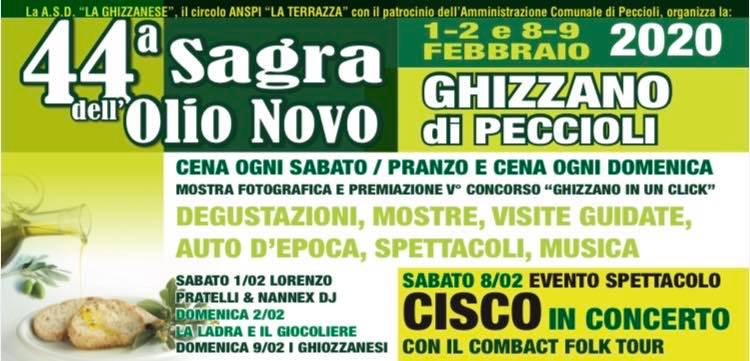 New Oil Fair and Festival, 43rd edition | Ghizzano di Peccioli
