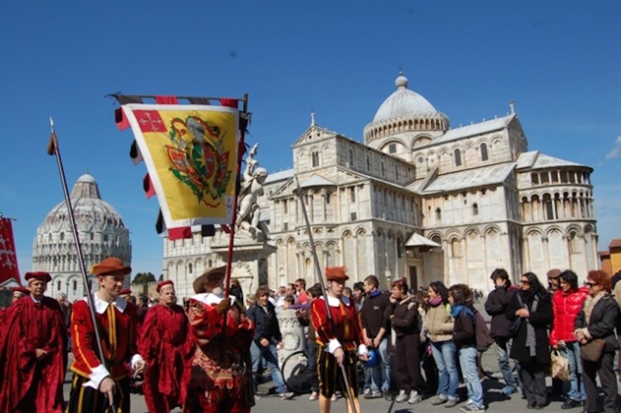 Pisan New Year | Pisa