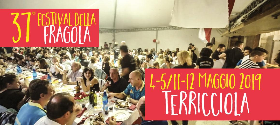 37° Strawberry Festival in Terricciola