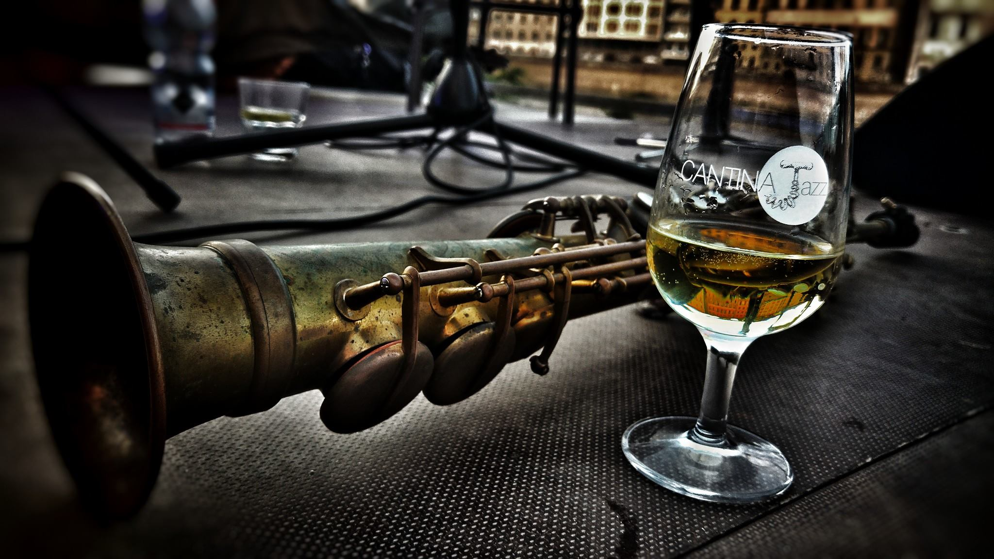 Wine and Jazz in the Cellar – In Cantina Jazz Tour