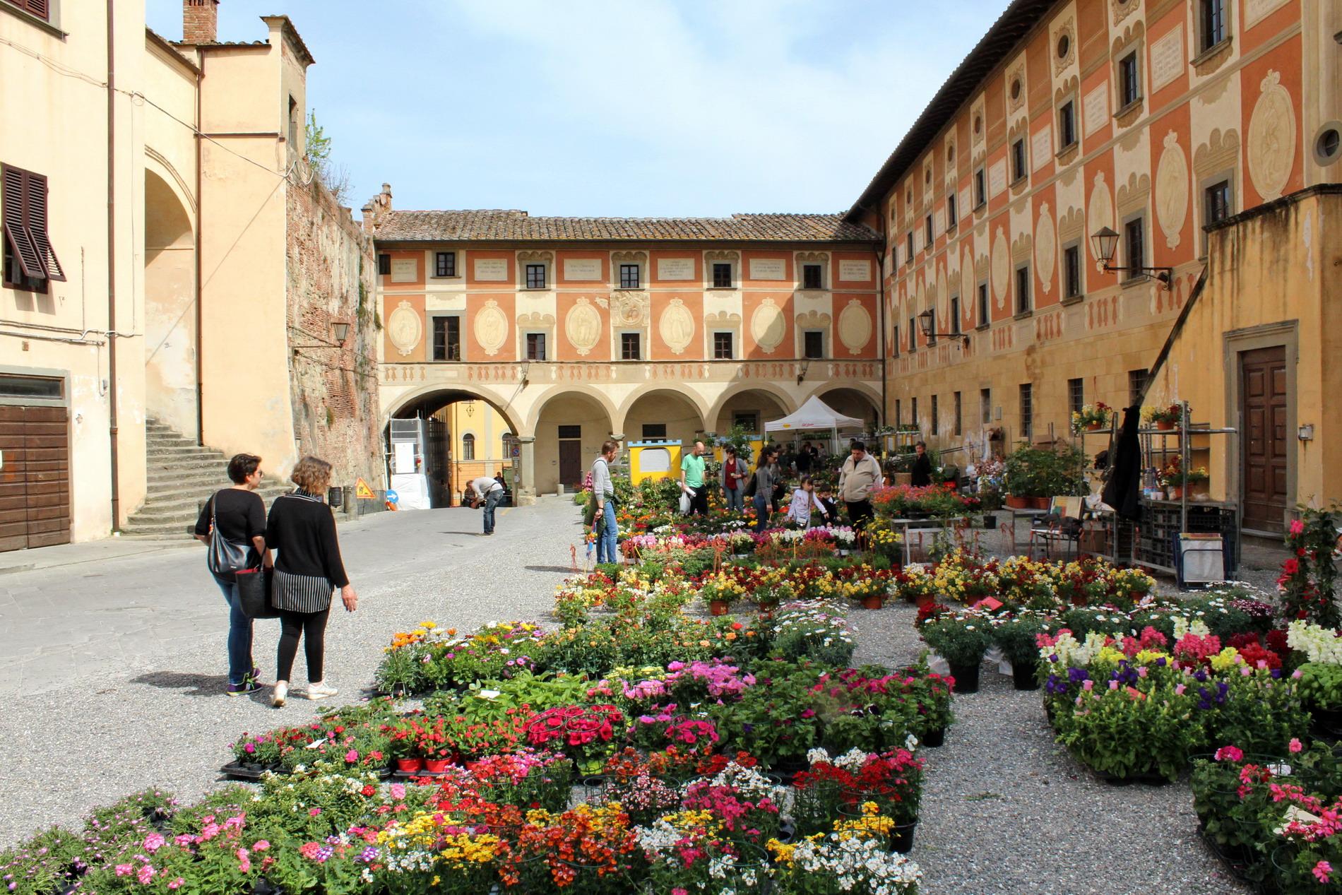 52° Festa degli aquiloni e 22° Mostra mercato dei Fiori   San Miniato