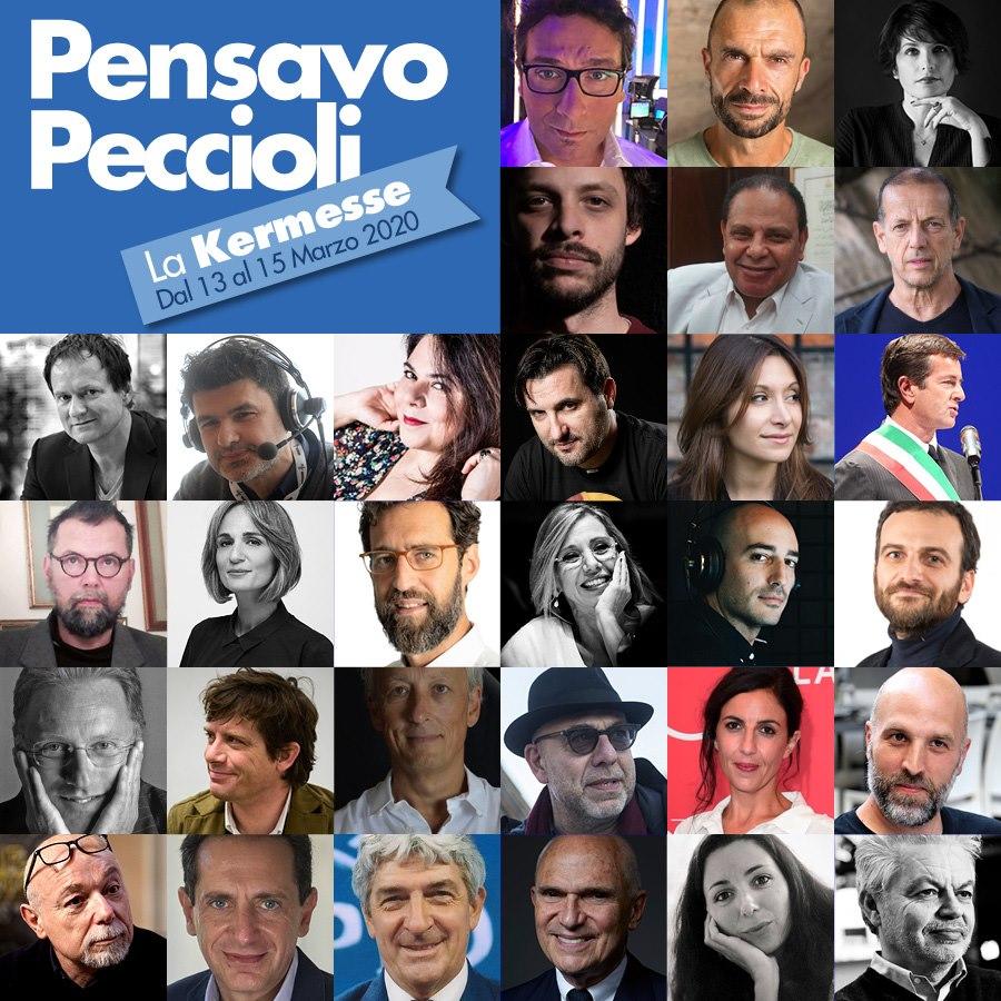 Pensavo Peccioli, 2° edizione