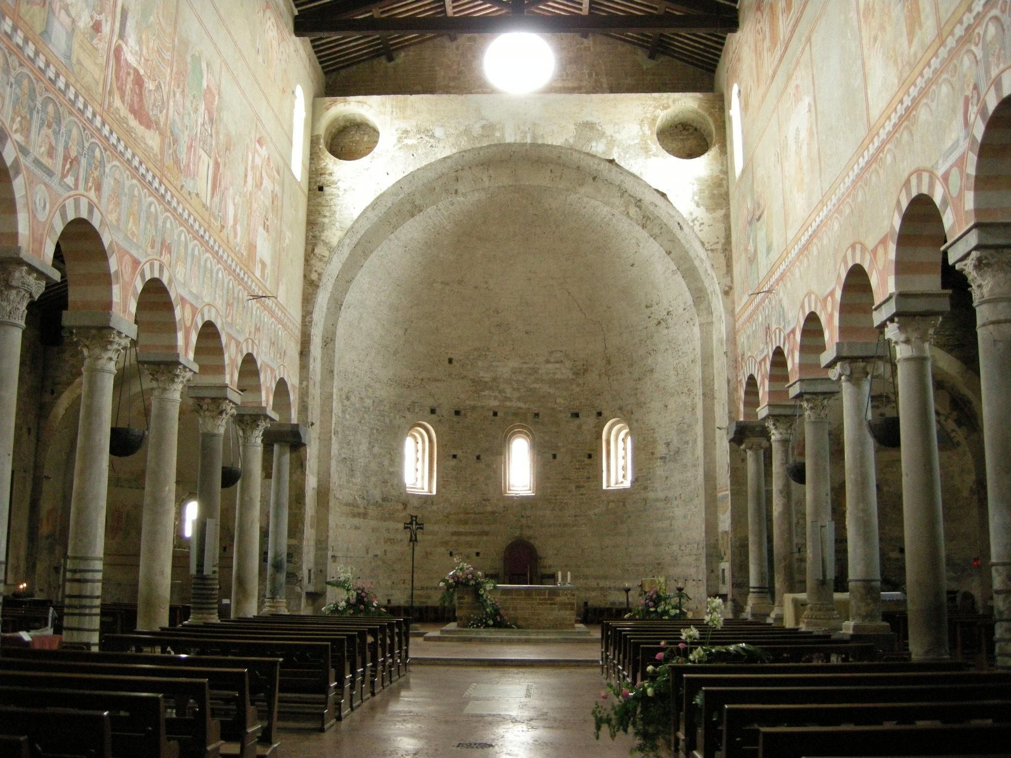 Pisa | Basilica Romanica di San Piero a Grado