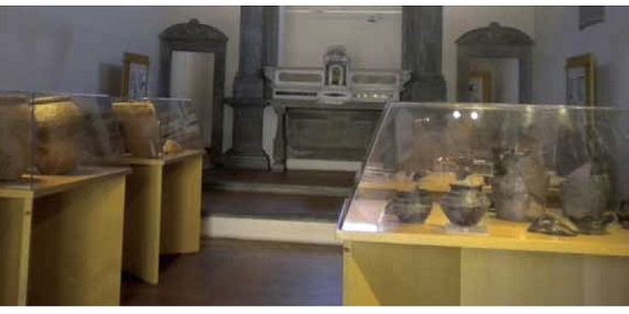 Museum of Ancient History, Etruscan Museum